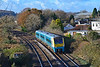175104 1W13 07:50 Fishguard Harbour to Manchester Piccadilly near Pencoed 25/11/17.