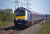 43097 & 43122 1B35 1245 Paddington to Swansea at Margam 21/4/18.