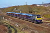 43160 & 43188 1L42 0730 Carmarthen to London Paddington at Llandeilo Junction 13/03/18.