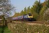 43153 & 43198 1L42 0829 Swansea to Paddington at Coychurch 21/4/18.