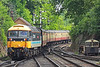 47712 13:47 Kidderminster to Bridgnorth at Bewdley 18/5/18.