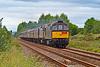 33207 & 33029 1Z34 1410 Carmarthen to Crewe at Loughor 27/8/18.