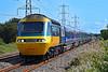 43002 & 43124 1B35 1245 Paddington to Swansea at Margam 25/8/18.
