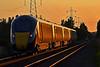 800016 1B63 1715 Paddington to Carmarthen at Loughor 25/7/18.