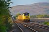 43014 & 43013 1Q15 0641 Derby RTC Serco to Landore Traction Maintenance Depot at Llangennech 8/5/18.
