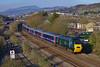 43005 & 43180 1L76 1529 Swansea to London Paddington at Briton Ferry 24/02/18.