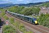 800020 & 800019 1L76 1529 Swansea to Paddington at Briton Ferry 4/8/18.