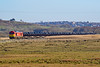 60001 6B11 Margam to Trostre at Llangennech 25/02/18.