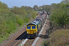 66569 6V75 0930 Dee Marsh Reception Sidings to Margam Terminal Complex at Pyle 21/4/18.