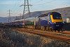 43092 & 43094 1L86 1629 Swansea to London Paddington at Margam 24/02/18.