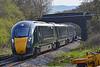 800011 1B10 0745 Paddington to Swansea near Pencoed 21/4/18.