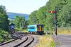 153367 2M51 0915 Swansea to Shrewsbury at Pantyffynnon 14/7/18.