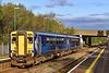 156508 5W78 0752 Gloucester to Landore Traction Maintenance Depot at Baglan 21/10/19.