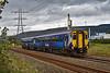 156506 5S07 1317 Landore Traction Maintenance Depot to Corkerhill Carriage Servicing & Maintenance Depot at Margam 22/9/19.
