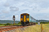 150281 1B67 1508 Lydney to Fishguard Harbour near Kidwelly 26/7/19.