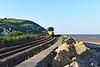 800029 1B01 0723 Swansea to Pembroke Dock at Ferryside 24/8/19.