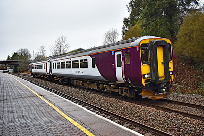 156922 5Z56 1440 Landore Traction Maintenance Depot to Derby Etches Park Sidings at Llansamlet 4/3/20.