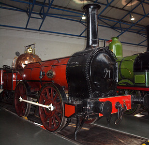 Furness Railway no. 3, Coppernob.