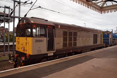 20901 at York. 17/10/11.
