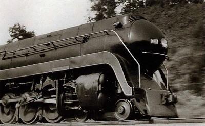 N&W Class J No 605