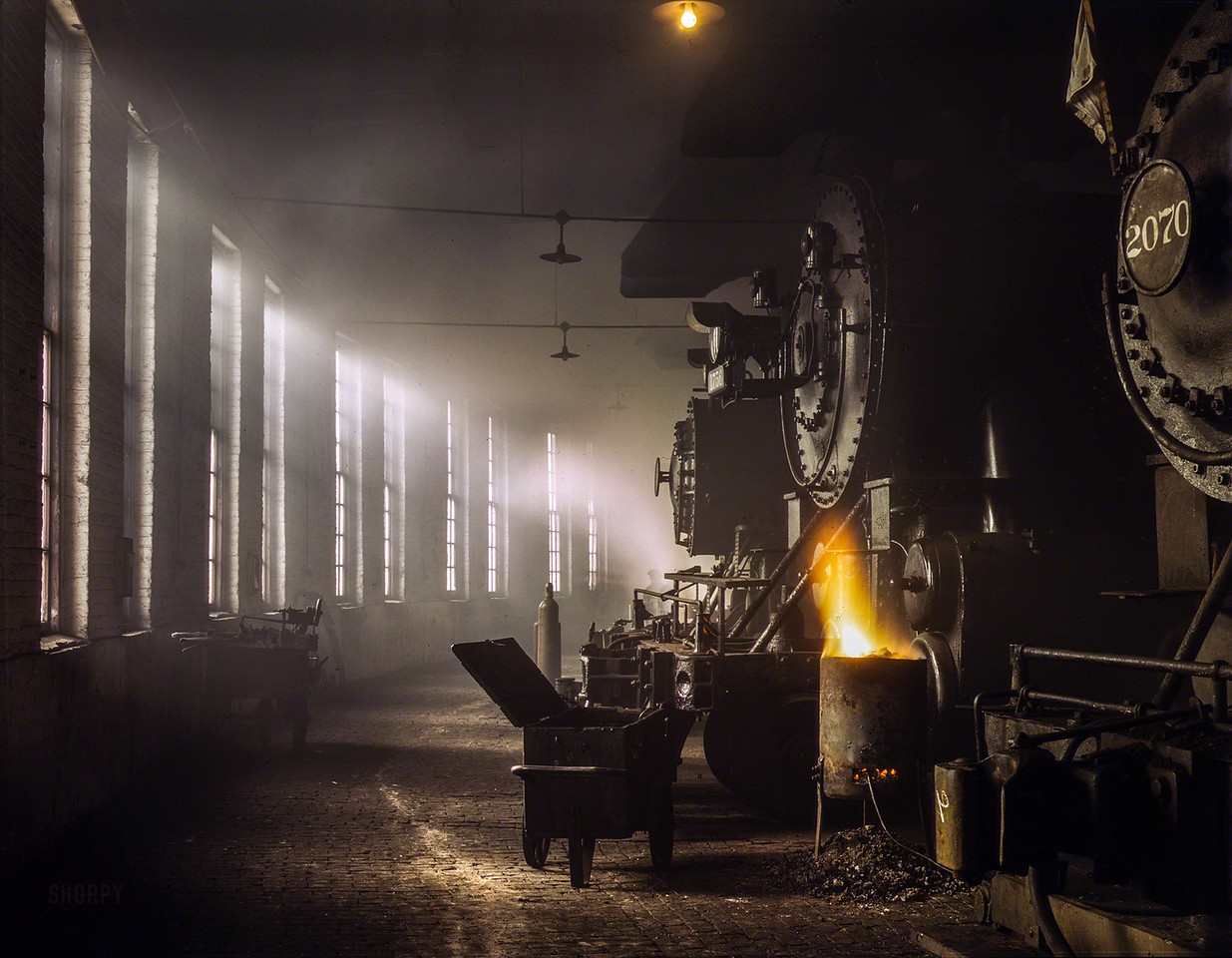 Locomotive Dreams