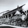 SP Train no 56 Leaves Oakland Pier on Her Last Run (January 8, 1955)