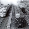 Transcontinental Passenger Trains (1948)
