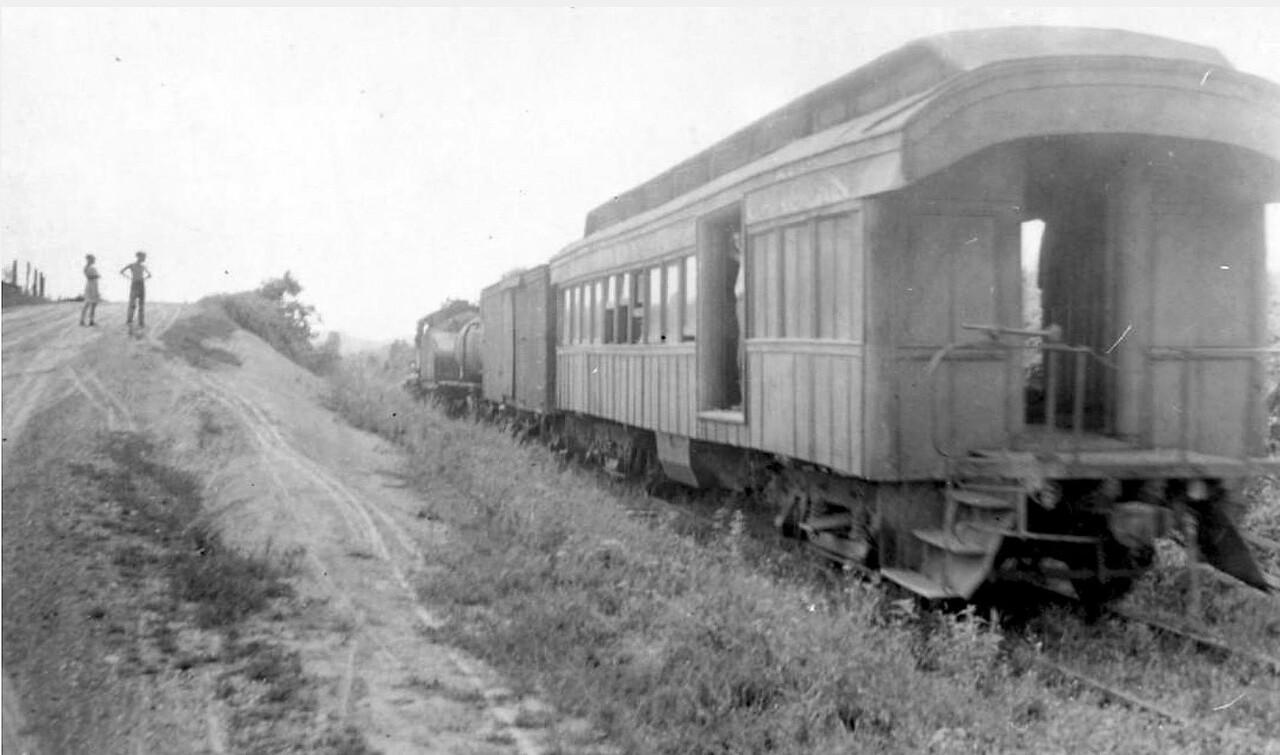Smoky Mountain Train