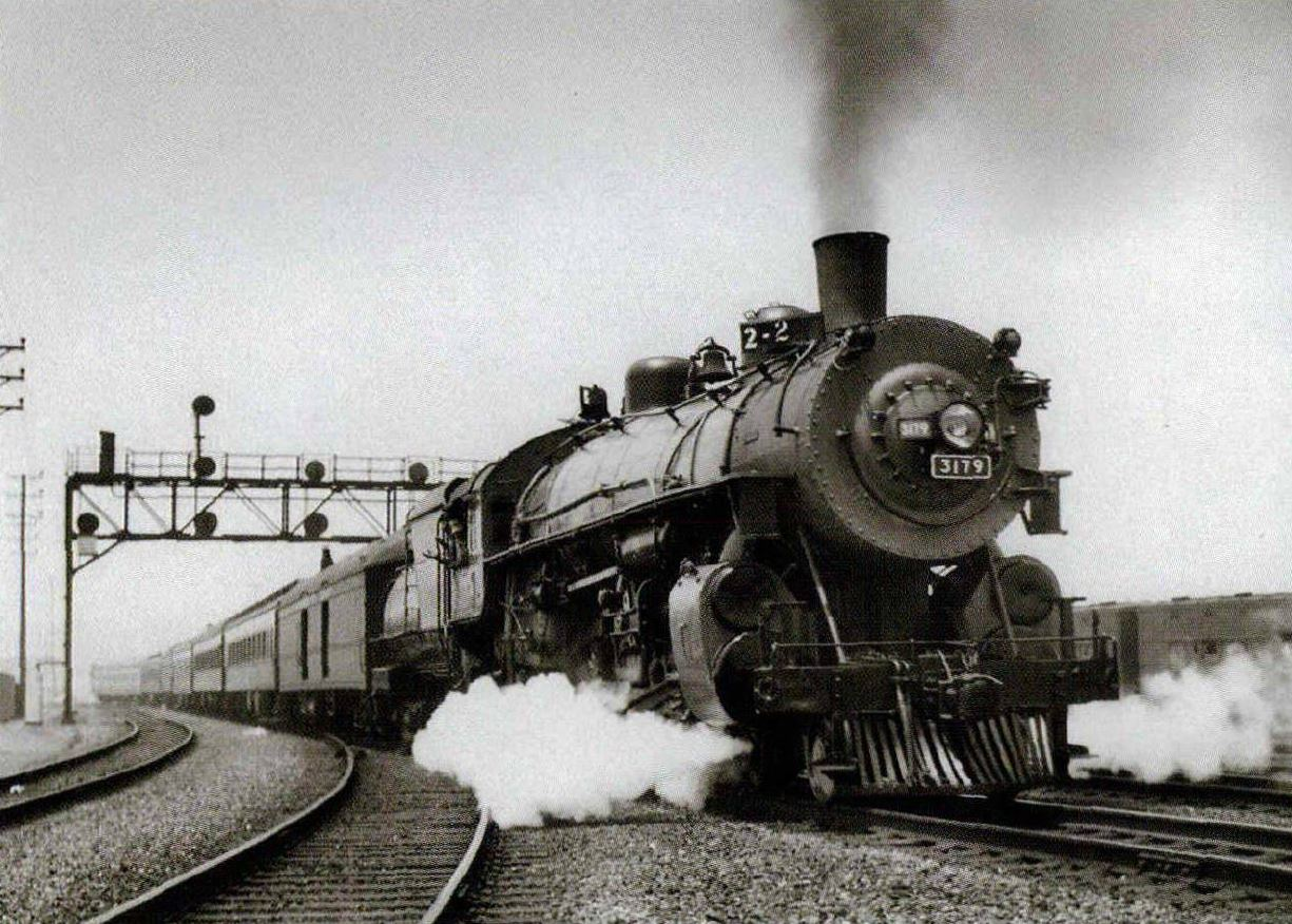 Los Angeles Limited (May, 1947)