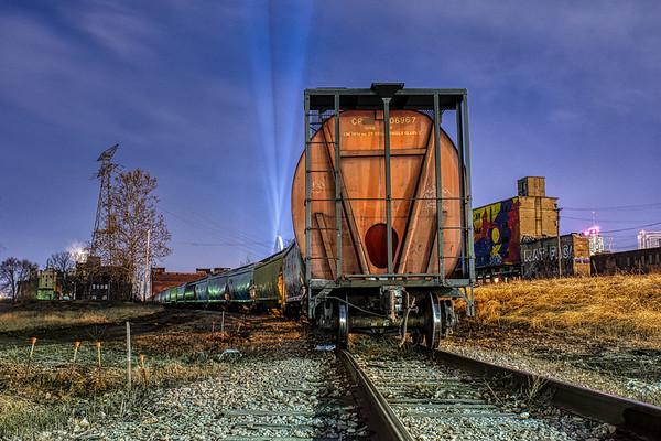 Cotton Belt Freight Depot