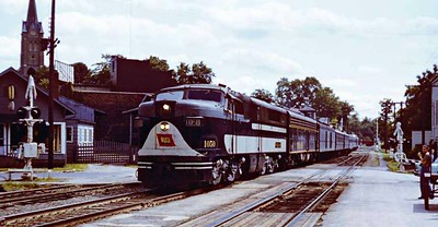 No. 4 in Lafayette, Illinois (June 25, 1961)