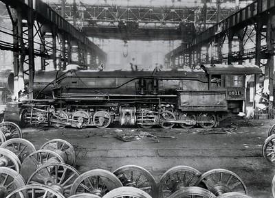 Delaware & Hudson 0-8-8-0 1611 (1924)