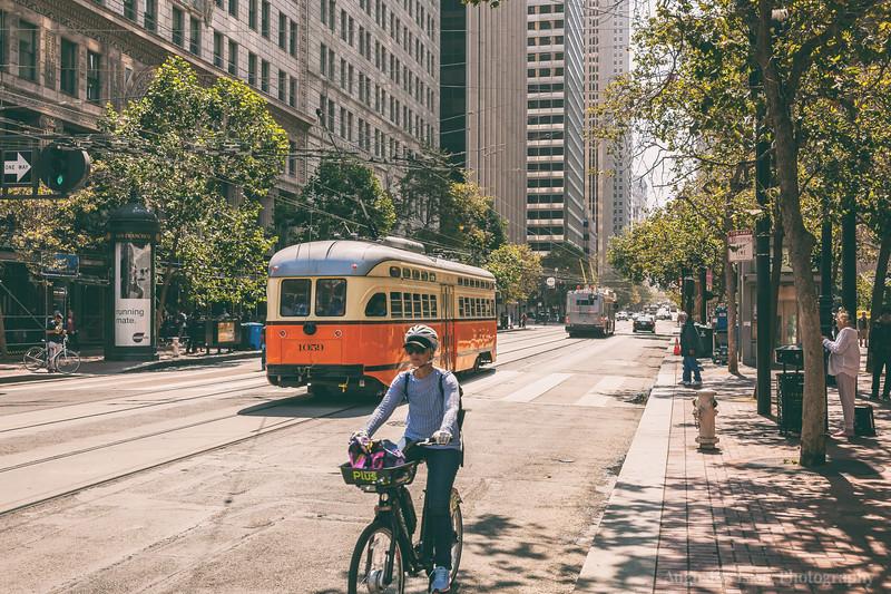 Street Biking