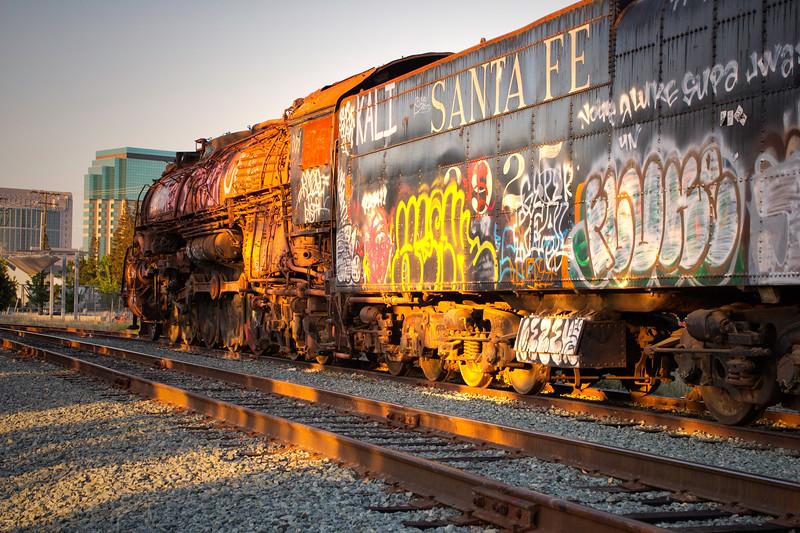 Burned Steel