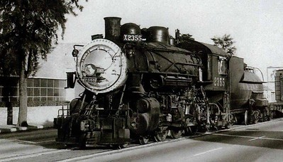 SP Pasadena Branch Local (October, 1952)