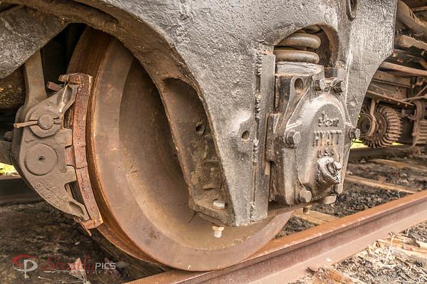 Train brakes