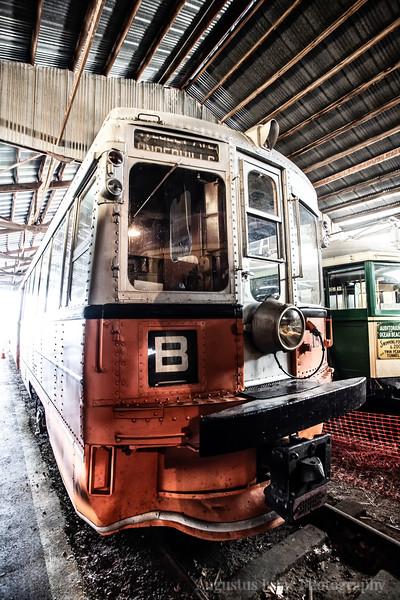 Train B