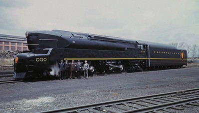 Pennsylvania Railroad T-1 4-4-4-4