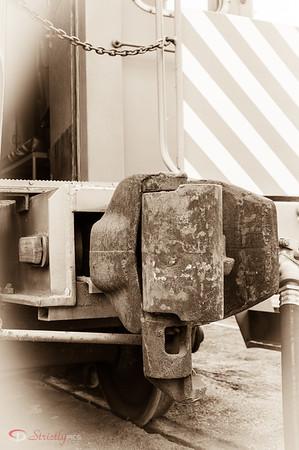 Train buckle