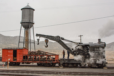 Wrecking Crane