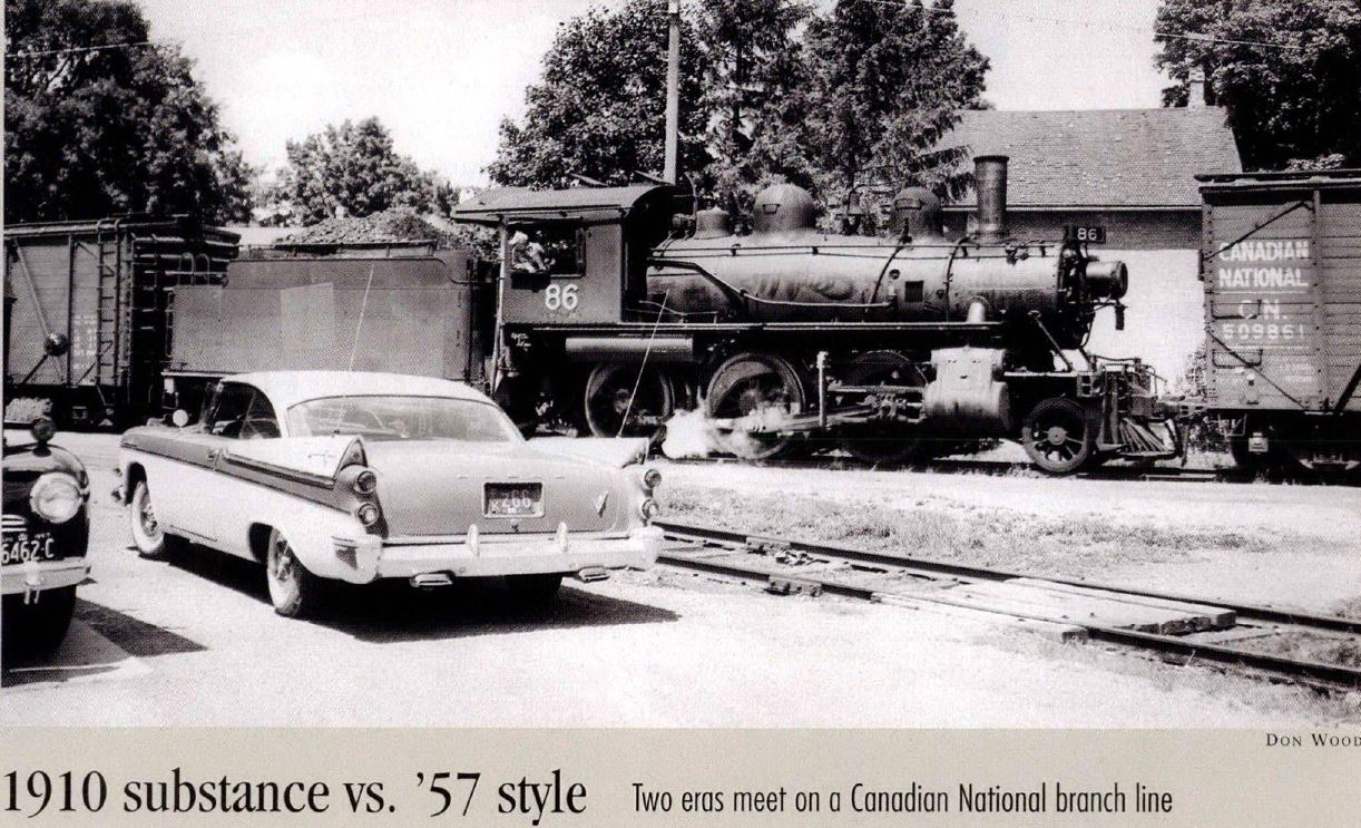 Chesley, Ontario (July 24, 1957)