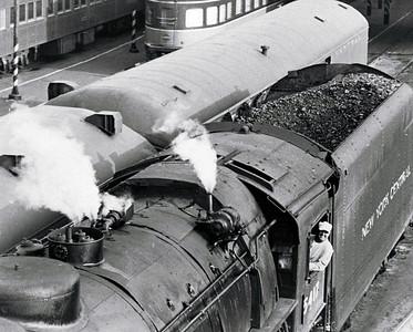 New York Central J-3a Hudson 5417 (1950)