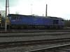 60011 at Doncaster Carr Depot. Saturday 3rd April 2010.