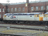 47813 at Doncaster West Yard. Saturday 3rd April 2010.