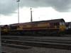 66040 at Doncaster Carr Depot. Saturday 3rd April 2010.