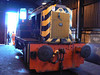 D2853 at the AFRPS Shed, Scunthorpe Steelworks. Saturday 3rd April 2010.