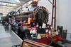 Christmas decorated Swindon 5080 'Wightwick Hall' at Buckinghamshire Railway Centre. Sunday 6th December 2015.