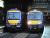 170401 and 170426 side by side at Edinburgh Waverley. 10th February 2011.