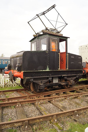 Electric Railway Museum - Last Ever Open Day. 8th October 2017