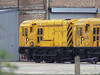 The Potter Group's 08598 is seen at Potter Group, Ely. Wednesday 2nd May 2012